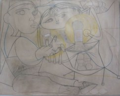 Francoise Gilot, Les Deux Enfants de Picasson et Gilot