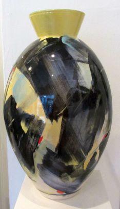 Lise Honoré, kolossal vase.