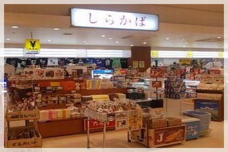 写真 画像 しらかば 函館空港店 ドンデマカロニ ドン・デ・マカロニ 販売店 売ってる店 GLAY TERU 村田優 やごし本舗