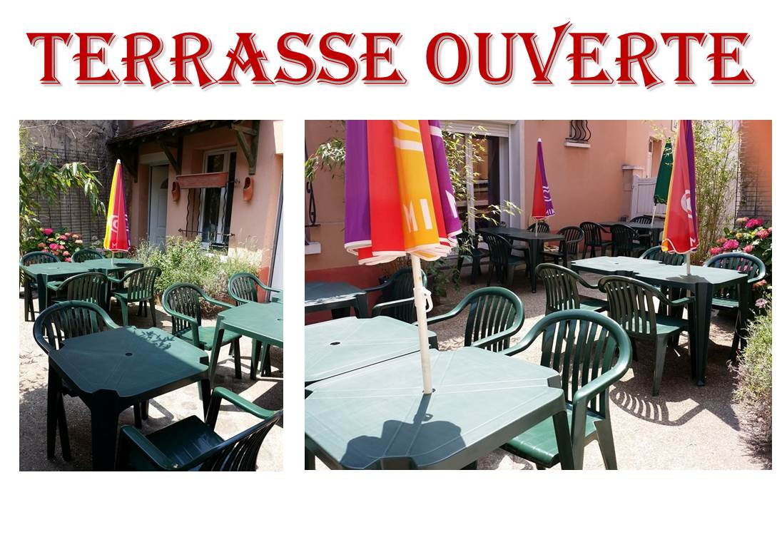 Terrasse Ouverte La Table Du Curé 01 64 63 92 30 Category Archives