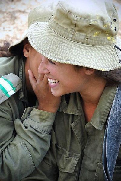 イスラエル軍の女性兵士109