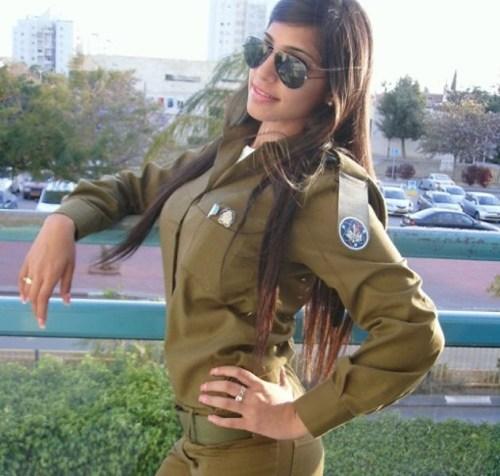 イスラエル軍の女性兵士145