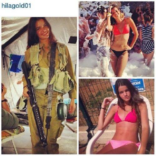 イスラエル軍の女性兵士29