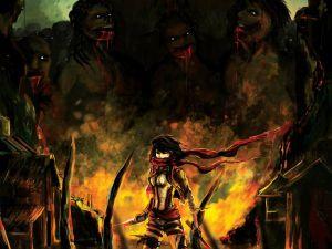 進撃の巨人のファンアート画像445