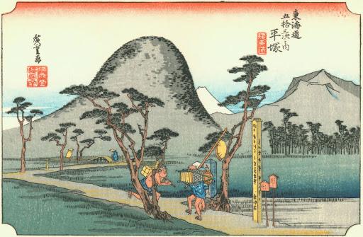 浮世絵の壁紙2
