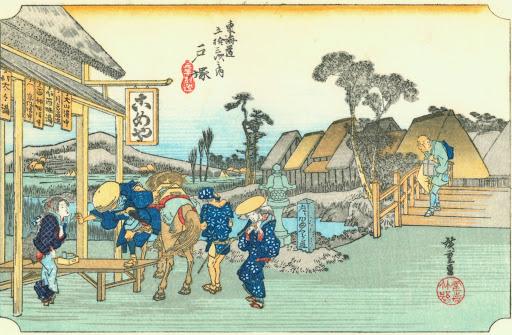 浮世絵の壁紙35