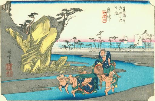 浮世絵の壁紙6