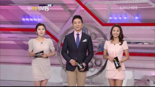 韓国の女子アナのスタイルがよかった.14
