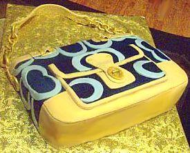 ブランド品のデザイン ケーキ12