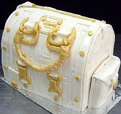 ブランド品のデザイン ケーキ23