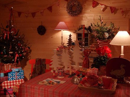 クリスマス インテリア17