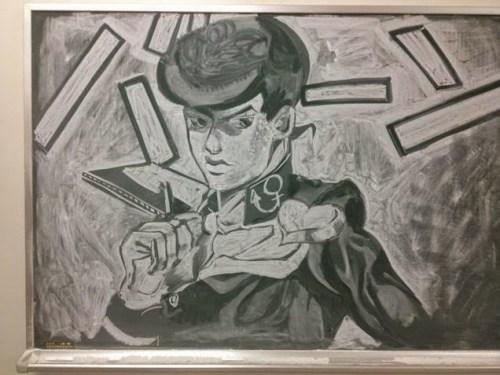 黒板アート11