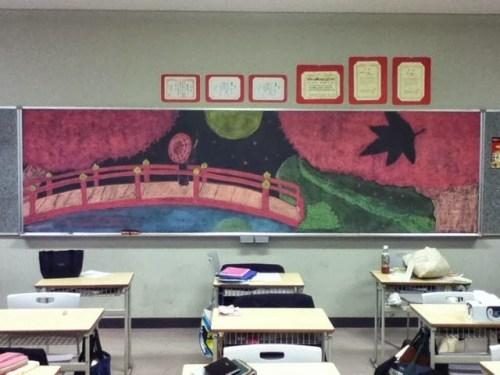 黒板アート12