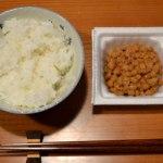 納豆は朝と夜どちらに食べるのがイイの?効果や理由について