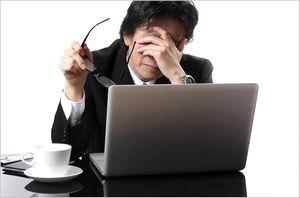 眼精疲労の予防