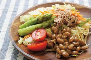 バルサミコ納豆