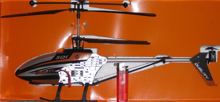 Helicóptero a control remoto GRANDE