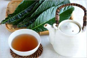 びわの葉茶 成分