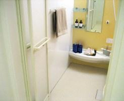 お風呂場 赤カビ 掃除