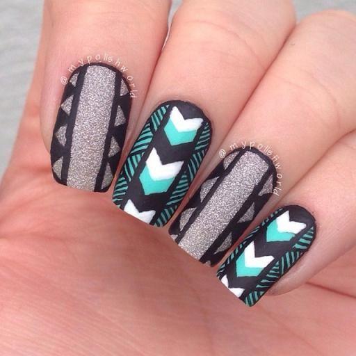 Diseños de uñas acrilicas decoradas para cualquier ocasión 3.49 / 5 ...