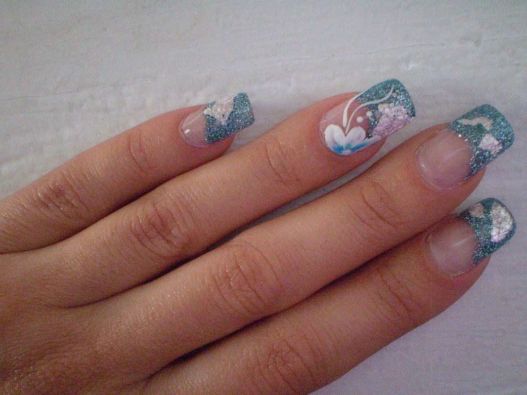Unas Gel Decoraciones Fotos Uas Decoradas | Blackhairstylecuts.com