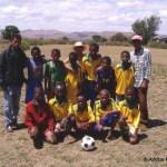 Fotbollsteam