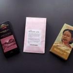 Chokladmärke från Madagaskar