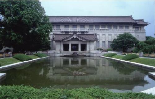 国立博物館2