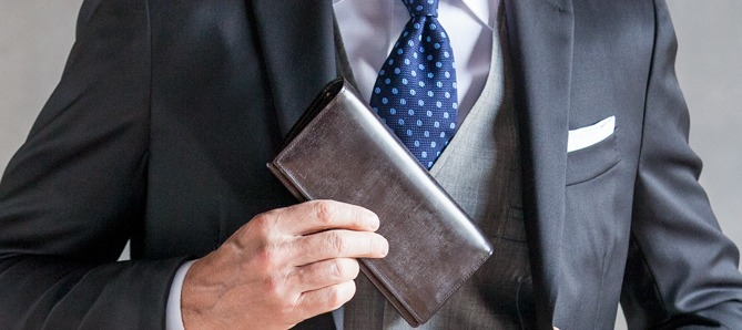 大人の財布