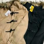 しまむらCLOSSHI VALUEのコートが¥1900?!デザインは?カラーは?