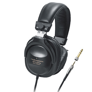audio technica ATH-SX1a