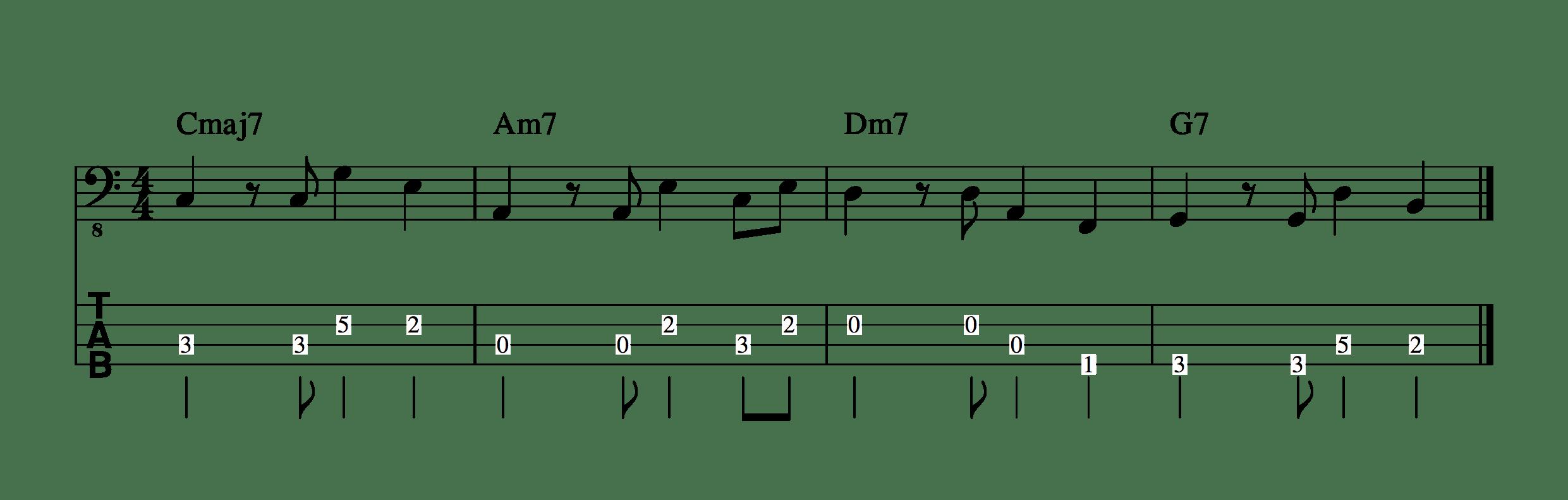 3度と5度ベースライン-1