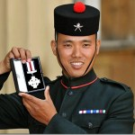 Gurkha – The Queen awarded bravery medal to Dipprasad Pun