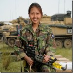 Private Rita Rana – the first female Gurkha?