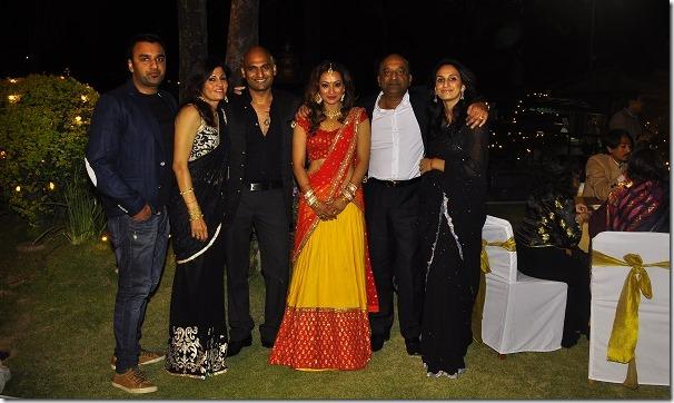 Jharana-Bajracharya-marriage-2015-group photo