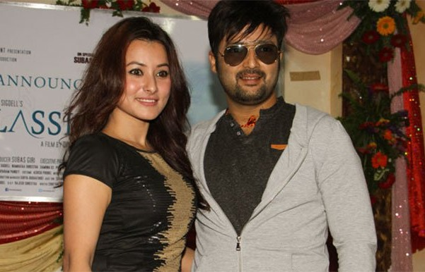 Namrata Shrestha and Aryan Sigdel to be blind in Classic