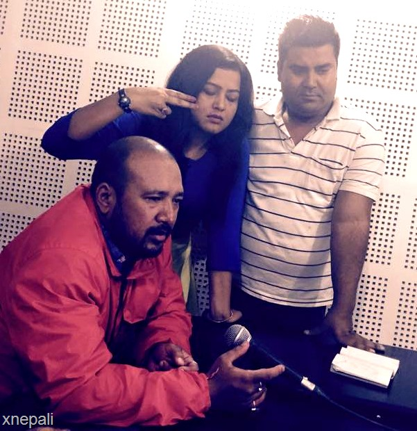 Rekha Thapa movie Rampyari, song recording started
