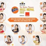 Miss Nepal 2015 postponed by a day because of the death of ex-PM Surya Bd. Thapa