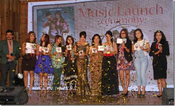9 actresses launched audio of Adhakatti