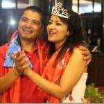 Jharana Thapa and Sunil celebrate 20th marriage anniversary in Nagarkot (photos)