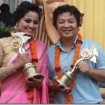 National Film Award, Kabaddi Best Film, Dayahang, Sangam Bista and Richa Sharma best actors