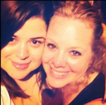 Isabel & Stephanie