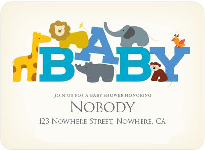 no-baby-shower