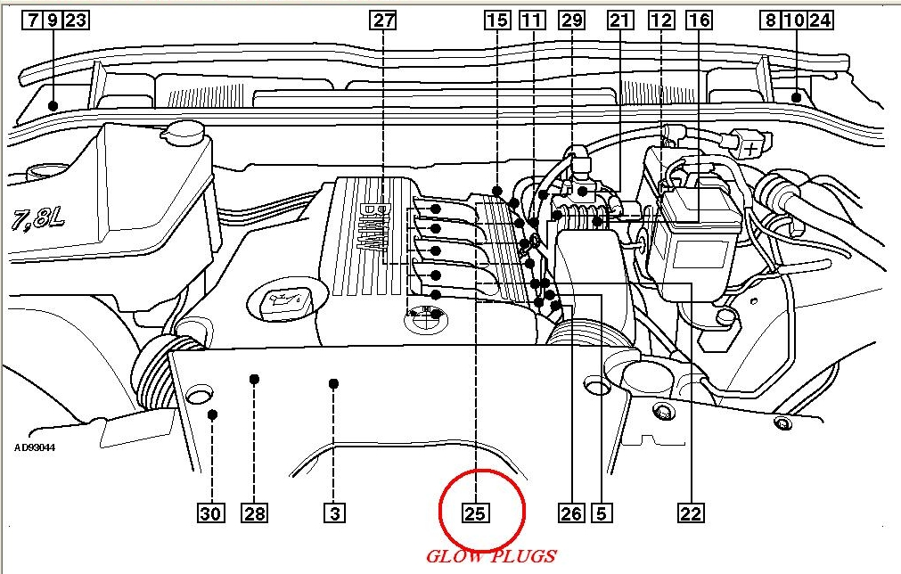 2007 bmw 328xi engine bay diagram