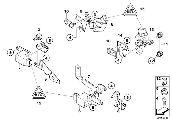 bmw x5 air suspension diagram on 05 bmw x5 rear suspension diagram