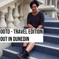 OOTD - Travel Edition (Out in Dunedin)