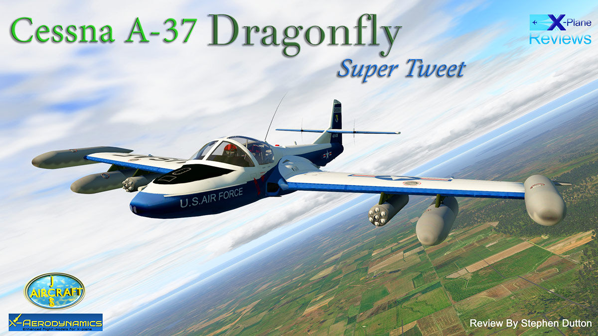 Cessna Plane Aircraft Review Cessna A 37 Dragonfly Super Tweet By Jas X