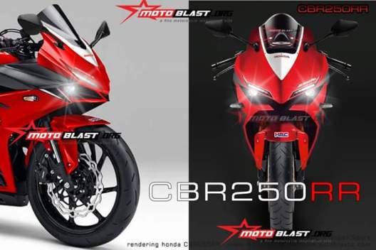 Detail Buntut Honda CBR250RR Concept, Bisa Jadi Inspirasi