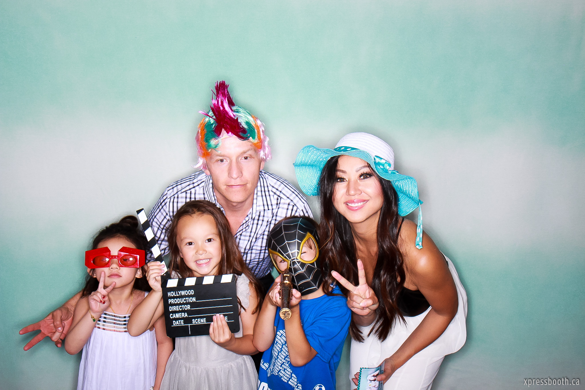 Photo Booth For Children39s Party Xpressbooth Photo Booth