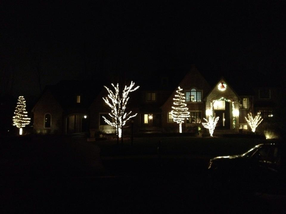 Our Projects Xpress Holiday Lighting